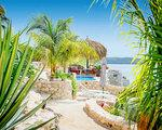 Lagun Blou, Curacao - namestitev