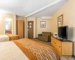 Comfort Inn Magnetic Hill, Fredericton - namestitev