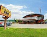 Best Western King Salmon Motel, Anchorage, Aljaska - namestitev