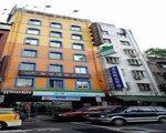Wonstar Hotel Songshan, Taipei (Taiwan) - namestitev