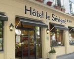 Hôtel Le Sévigné, Rennes - namestitev