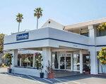 Monterey Bay Travelodge, Los Angeles, Kalifornija - namestitev