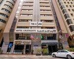 The Eclipse Boutique Suites, Abu Dhabi (Emirati) - namestitev