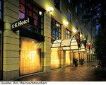 K K Hotel Am Harras, Munchen (DE) - namestitev