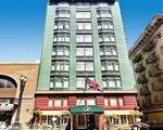 King George Hotel, San Francisco, Kalifornija - namestitev