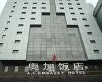 Ac Embassy, Peking-Beijing (Kitajska) - namestitev