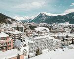 Hard Rock Hotel Davos, Zurich (CH) - namestitev