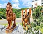 Hasseröder Burghotel, Leipzig/Halle (DE) - namestitev