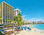 Outrigger Waikiki Beach Resort, Honolulu, Hawaii - namestitev