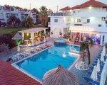 Tinas Plus Hotel, Rhodos - namestitev
