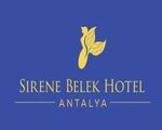 Sirene Belek Hotel, Antalya - last minute počitnice