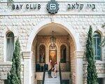 Bay Club Hotel, Tel Aviv (Izrael) - namestitev