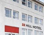 22 Hill Hotel, Reykjavik (Islandija) - namestitev