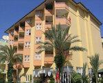 Akman Beach Apart Otel, Antalya - namestitev