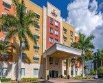 Comfort Suites Fort Lauderdale Airport South & Cruise Port, Fort Lauderdale, Florida - namestitev