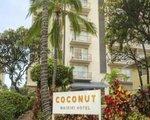 Coconut Waikiki Hotel, Honolulu, Hawaii - namestitev