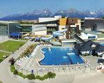 Aquacity Poprad, Bratislava (SK) - namestitev