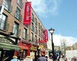 Dublin Central Inn, Dublin (Irska) - namestitev