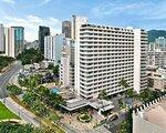 Ambassador Hotel Waikiki, Honolulu, Hawaii - namestitev