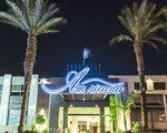 Americana Hotel, Tel Aviv (Izrael) - namestitev