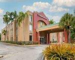 Comfort Inn & Suites Fort Lauderdale, Fort Lauderdale, Florida - namestitev