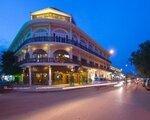 Ta Prohm, Siem Reap (Kambodža) - namestitev
