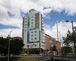 Andes Plaza, Bogota - namestitev
