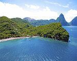 Jade Mountain, St. Lucia - last minute počitnice